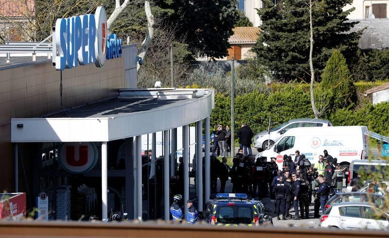 Six personnes arrêtées dans le cadre de l'enquête sur Trèbes