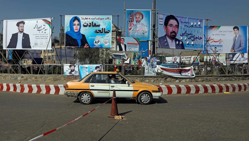 Elections en Afghanistan: 416 femmes bravent le risque de se porter candidates