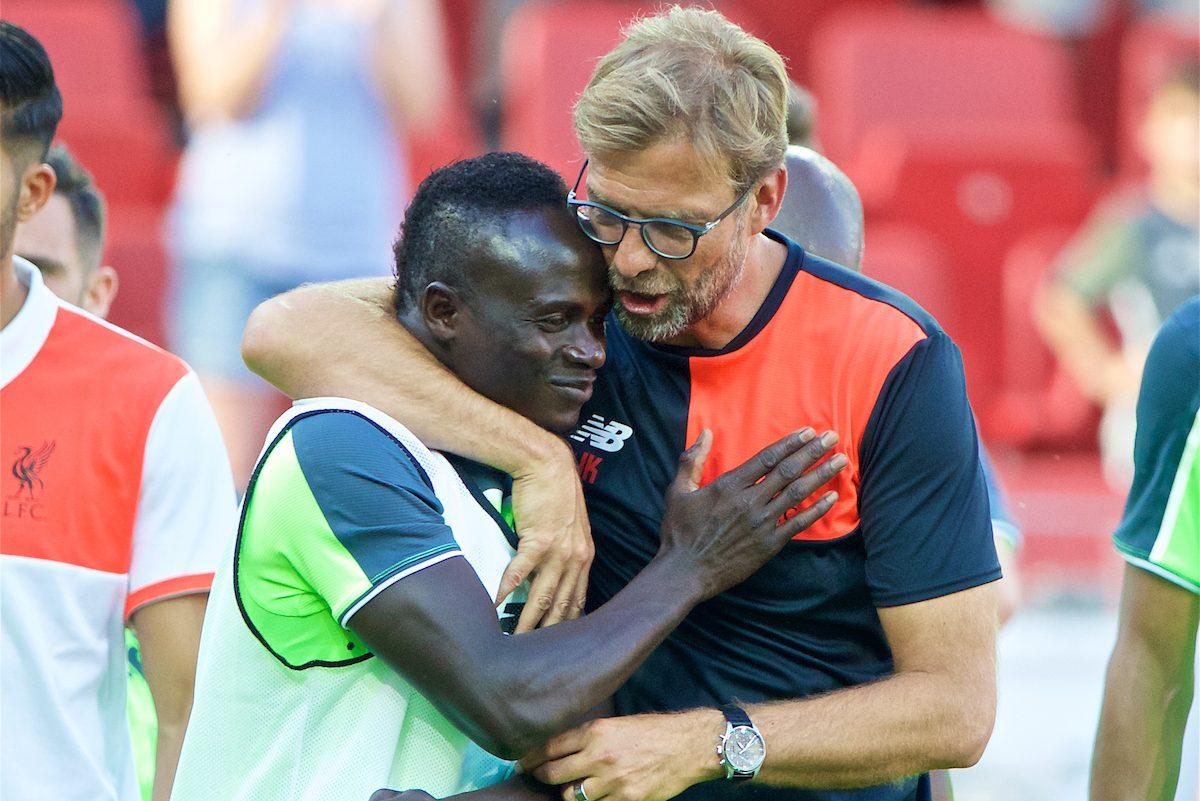 Opération de Sadio Mané à Liverpool, les Reds peuvent souffler un ouf de soulagement