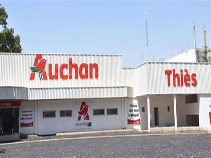 Macky Sall coupe les ailes à Auchan