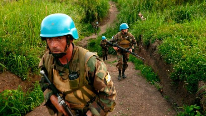 Accrochage entre Casques bleus et présumés rebelles à Beni
