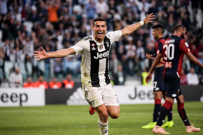 Juve : Ronaldo, puissance 400 !