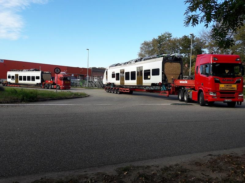 Ter : Le premier train arrive à Dakar vers le 12 novembre