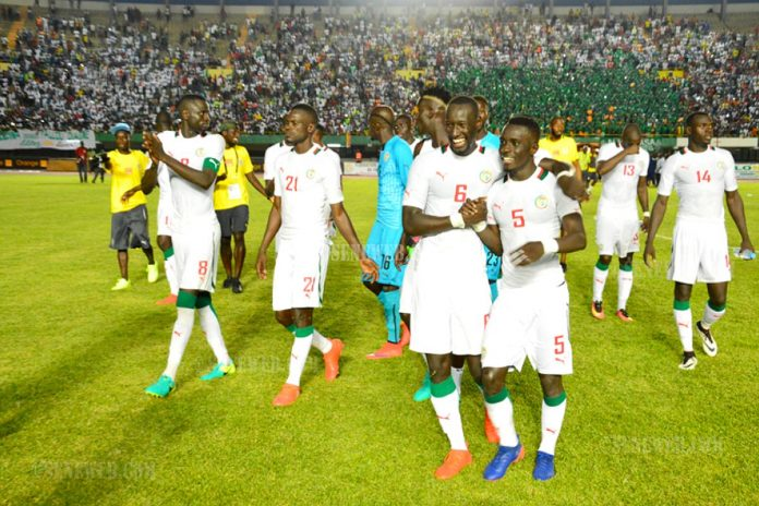 """CAN 2019 : les """"Lions"""" encaissent 103,5 millions Fcfa"""