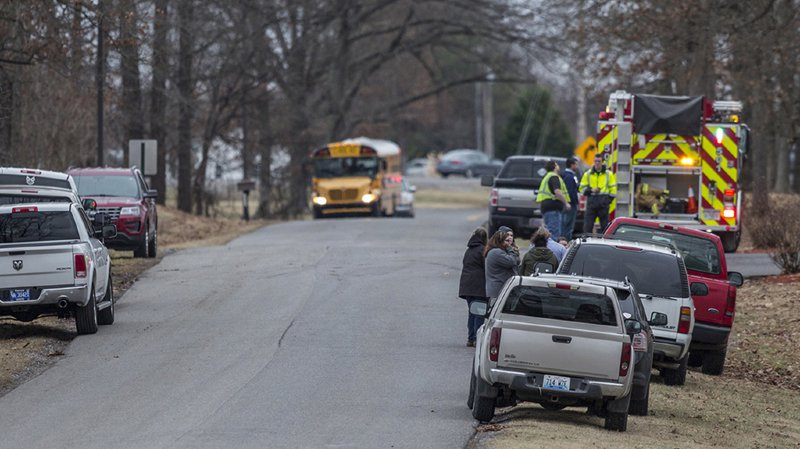 Plusieurs victimes dans une fusillade à Jeffersontown dans le Kentucky