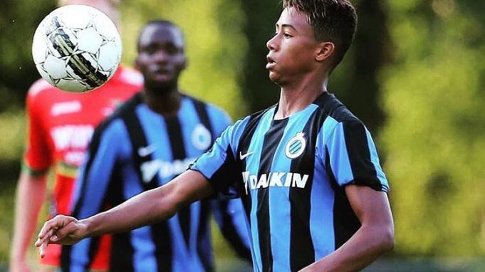 Youth League : le fils de Fadiga s'illustre avec le Club Bruges