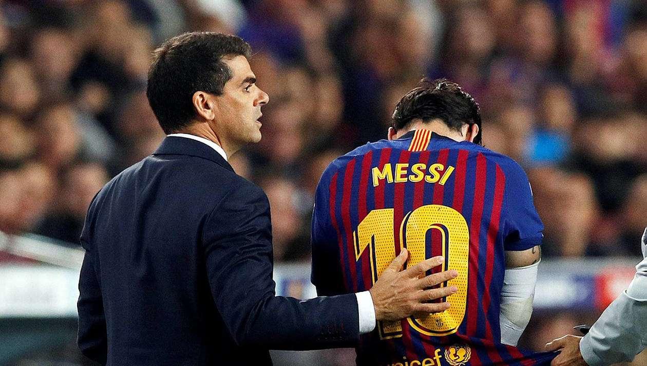 #Clasico : Valverde dévoile ses plans pour pallier l'absence de Messi face au Real Madrid