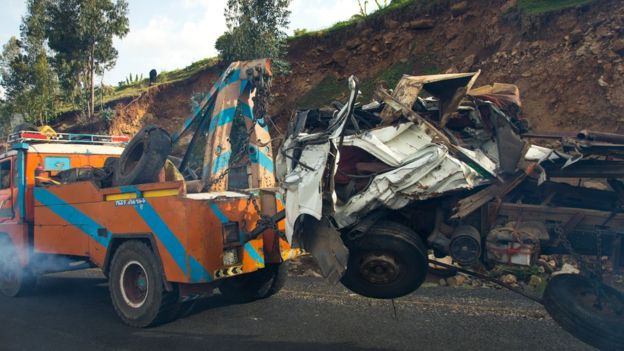 18 morts dans une collision en Ethiopie