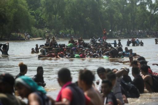 Caravane de migrants : 5 000 soldats américains envoyés à la frontière mexicaine