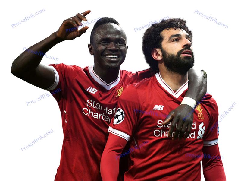 Course au Ballon d'Or: Sadio et Salah, des coéquipiers rivaux !