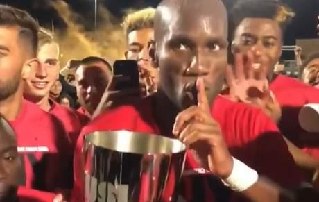 Phoenix Rising : Drogba s'offre une finale avant la retraite !