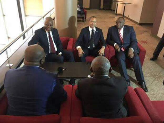 Sept leaders de l'opposition congolaise vont désigner un candidat en Suisse