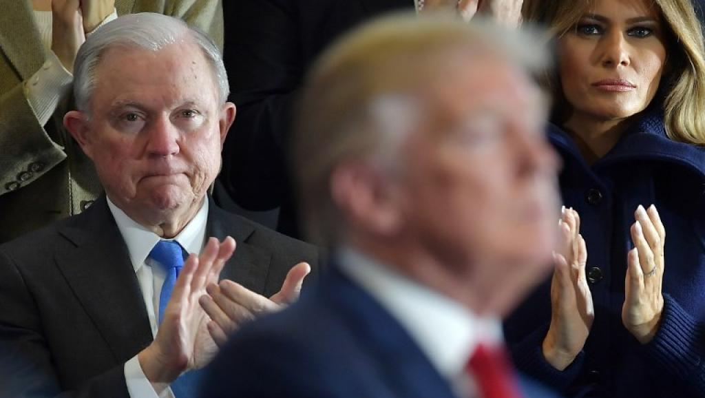 Trump limoge son ministre de la Justice, premier acte post-élections