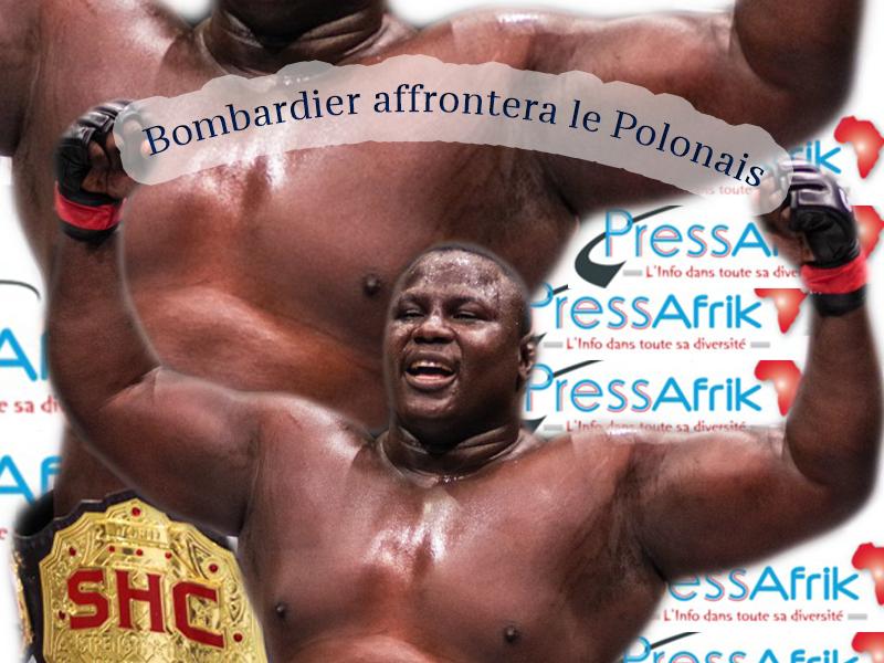 MMA: Bombardier affrontera le Polonais Bulunski le 16 décembre à Marius Ndiaye