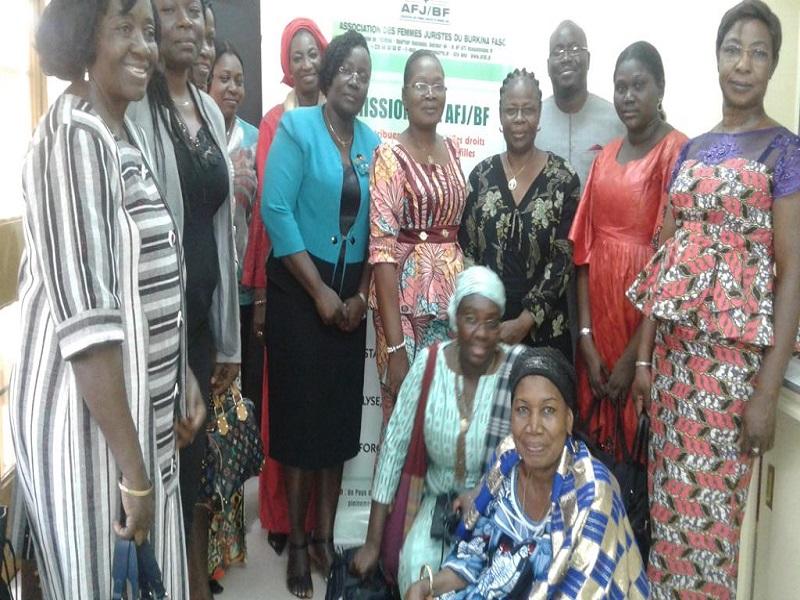 Violences faites aux femmes: l'association des femmes juristes plaide pour le durcissement des peines
