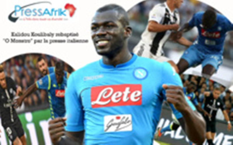 LDC : Kalidou Koulibaly dans l'équipe type de la 4e journée