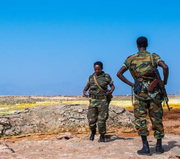 Découverte d'un charnier de 200 corps en Ethiopie