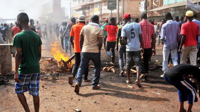 Le bilan des victimes des violences s'alourdit à Conakry