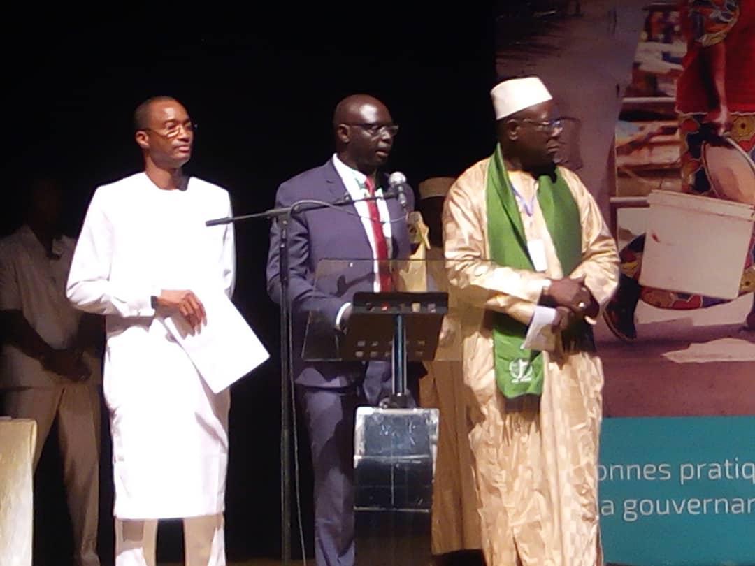 Prix leadership local :  le Conseil départemental de Kaolack gagne trois titre sur six