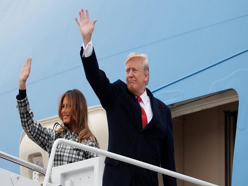 Trump invité aux commémorations du 11-Novembre snobe le Forum sur la paix
