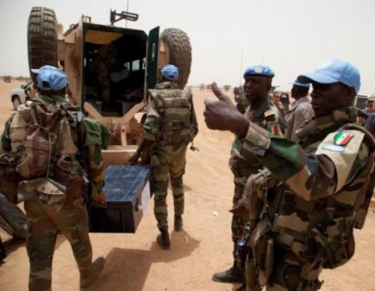 Mali: le Sénégal déploie plus de 500 soldats à la Minusma