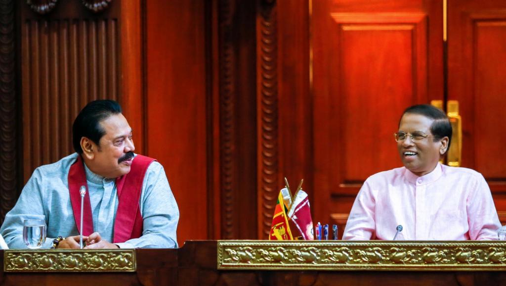 Crise politique au Sri Lanka: le président dissout le Parlement