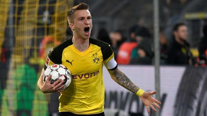 Bundesliga : le Borussia Dortmund renversant contre le Bayern Munich !