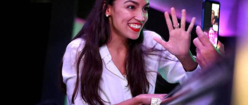 USA: la plus jeune élue au Congrès n'a pas les moyens de se loger à Washington
