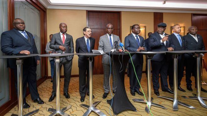 Accord de Genève, Tshisekedi et Kamerhe ''n'ont pas tenu parole''