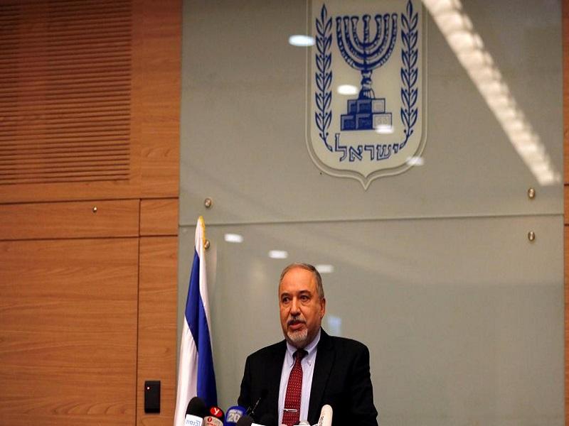 Israël: le ministre de la Défense démissionne après le cessez-le-feu à Gaza