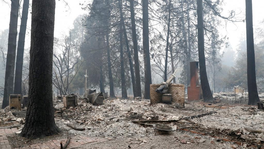 Etats-Unis: Trump en visite dans une Californie ravagée par le «Camp Fire»