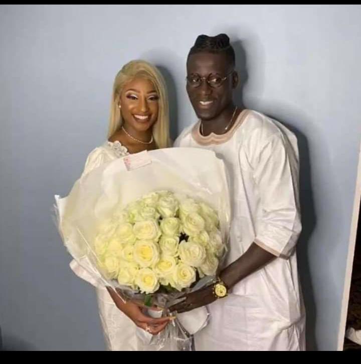 Alkhaïry :   la miss Fatou Mbaye dit oui à Kara Mbodj