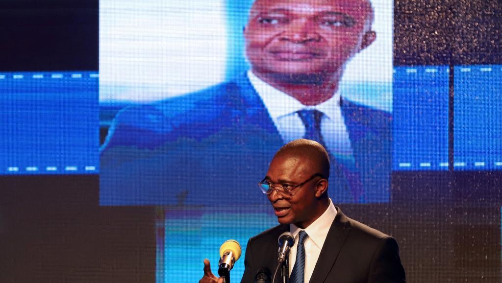 Elections en RDC: le candidat du FCC Emmanuel Shadary présente son programme