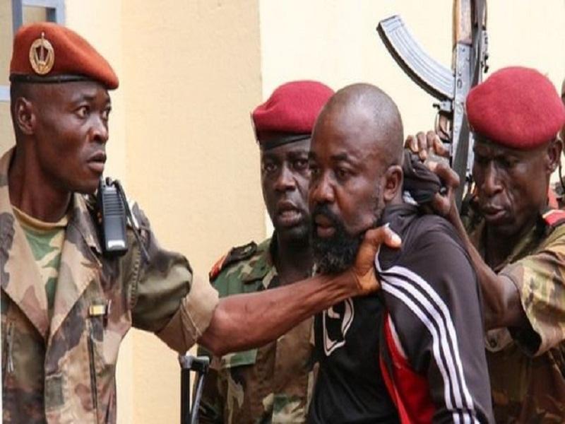 """L'ex chef rebelle Alfred Yekatom """"Rambo"""" ce vendredi devant la CPI"""