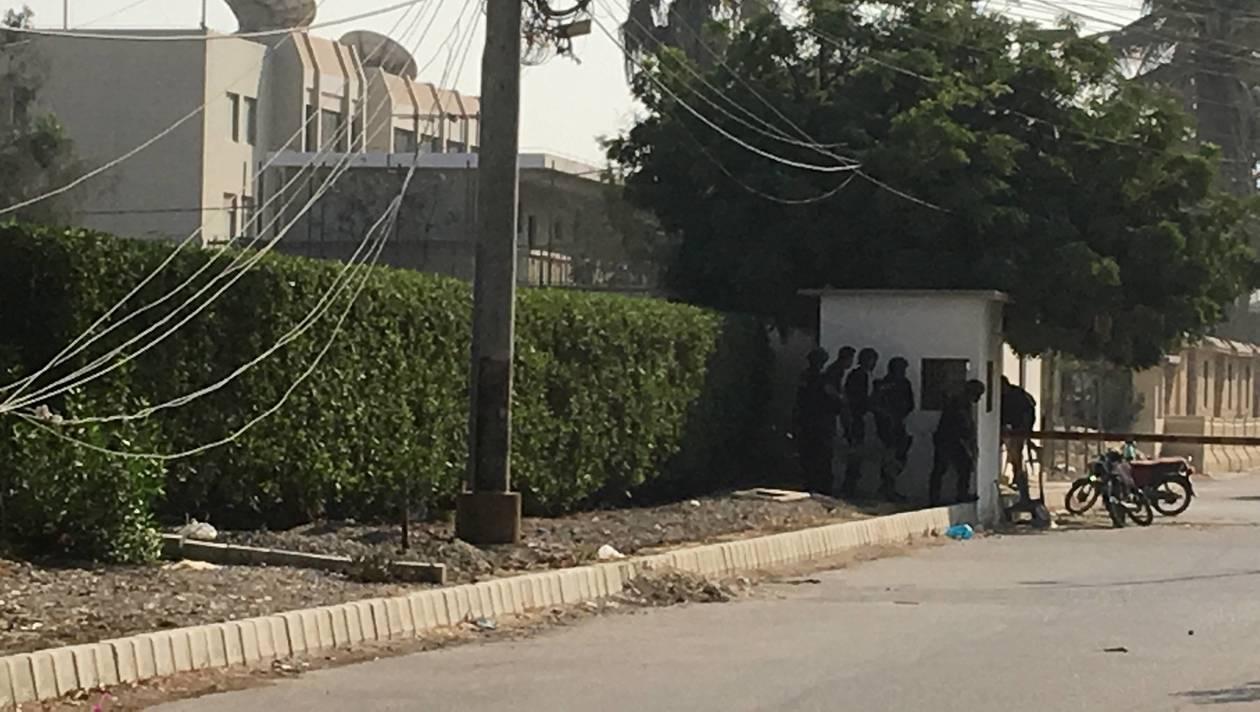 Pakistan : Attaque contre le consulat chinois