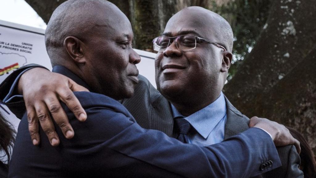 Felix Tshisekedi: avec Vital Kamerhe, nous avons «en tête l'intérêt des Congolais»