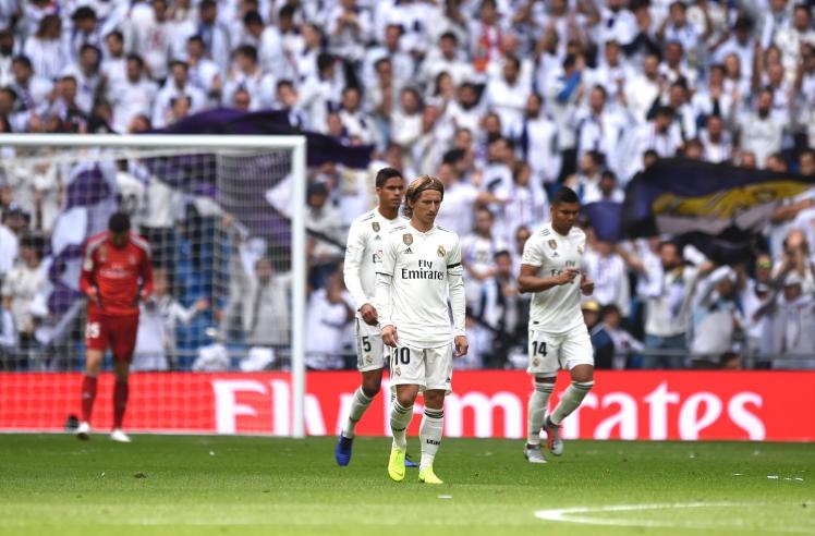 13e journée de la Liga : Eibar humilie le Real Madrid  (3-0)