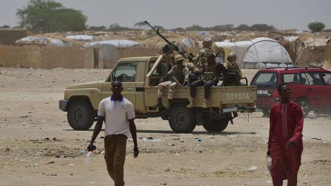 Une dizaine de filles enlevées au Niger