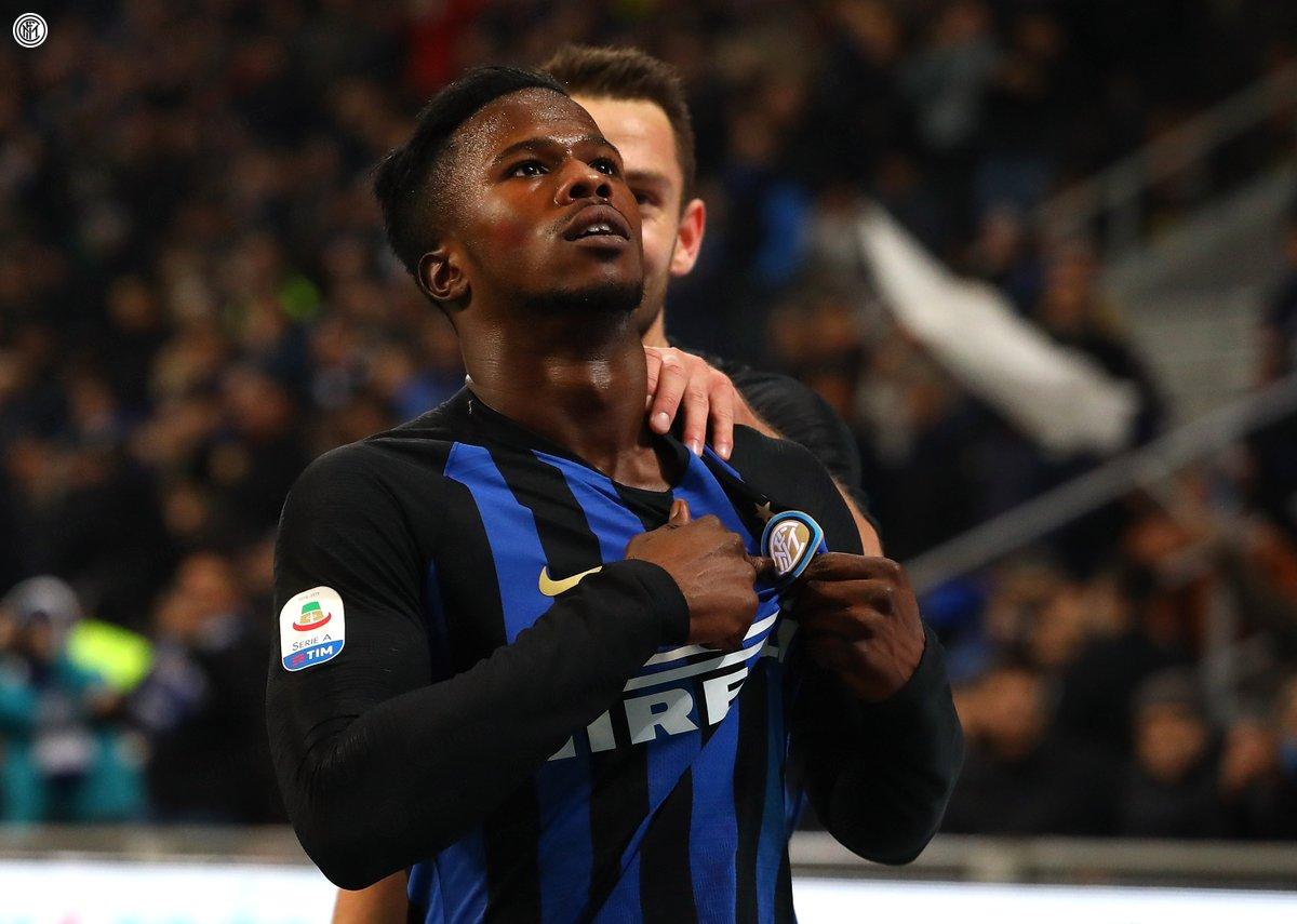 """Keita Baldé après ses premiers buts avec l'Inter Milan : """"Quel frisson !!!"""""""