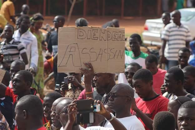 Le général Diendéré nie le coup d'Etat de 2015