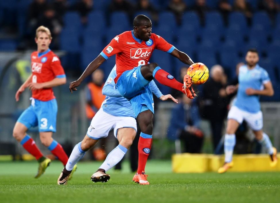 Mourinho casque 103 millions d'euros pour Koulibaly