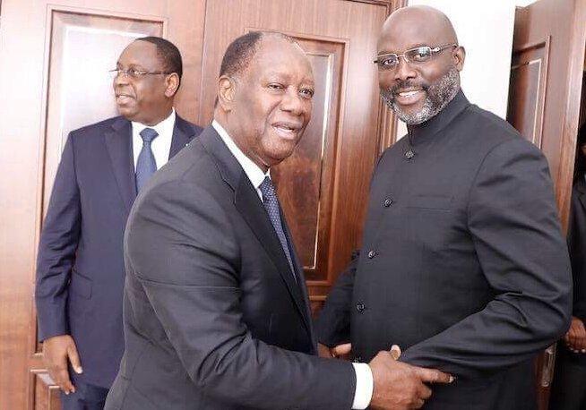 La présence de Barro, Weah, Ouattara à l'investiture de Macky Sall inquiète des Dakarois (REPORTAGE)