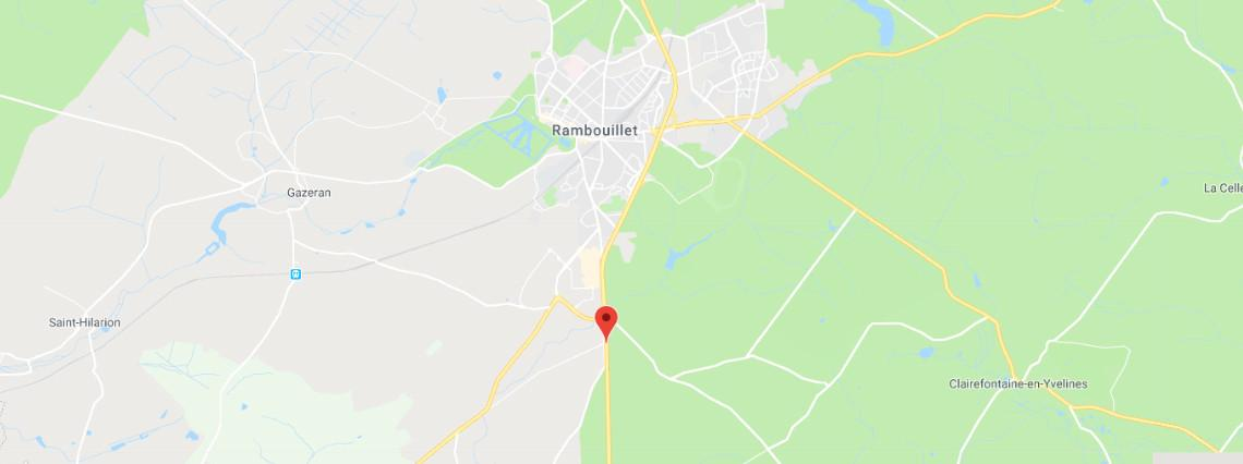 Yvelines : 14 blessés dans un accident d'un bus dont une femme enceinte