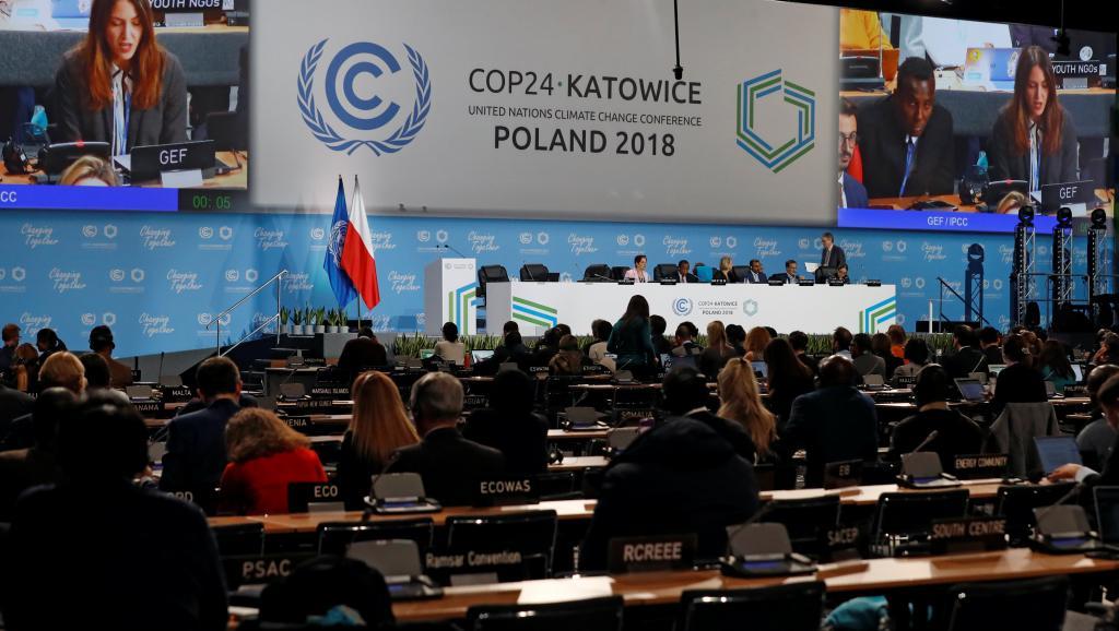 La COP 24, une conférence climat sur fond de multiples incertitudes