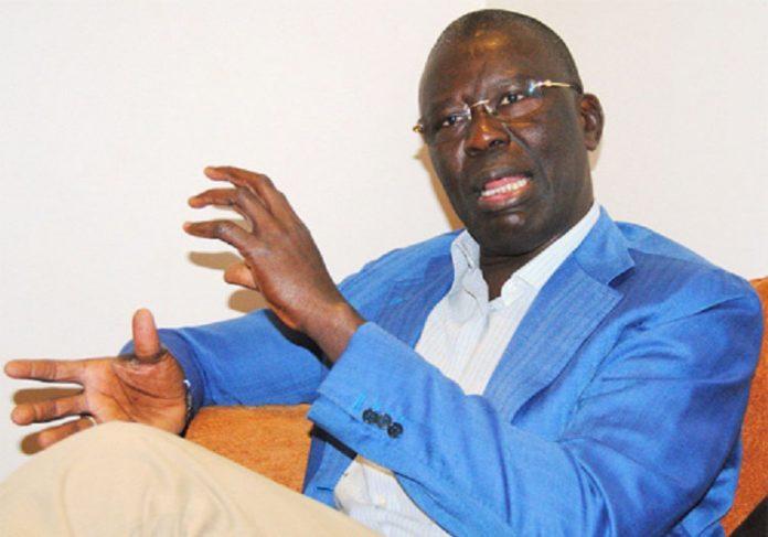 Babacar Gaye assimile la déclaration de la ministre des Mines aux « délires d'une fofolle »