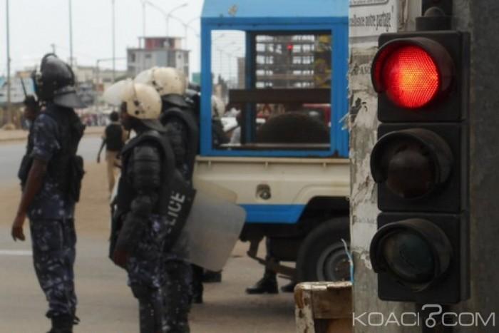 Togo : Gouvernement, raisons du refus de voir la C14 manifester