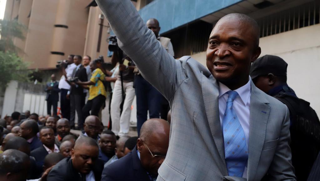 RDC: Emmanuel Shadary, le candidat du FCC, en meeting dans le nord à Mbandaka