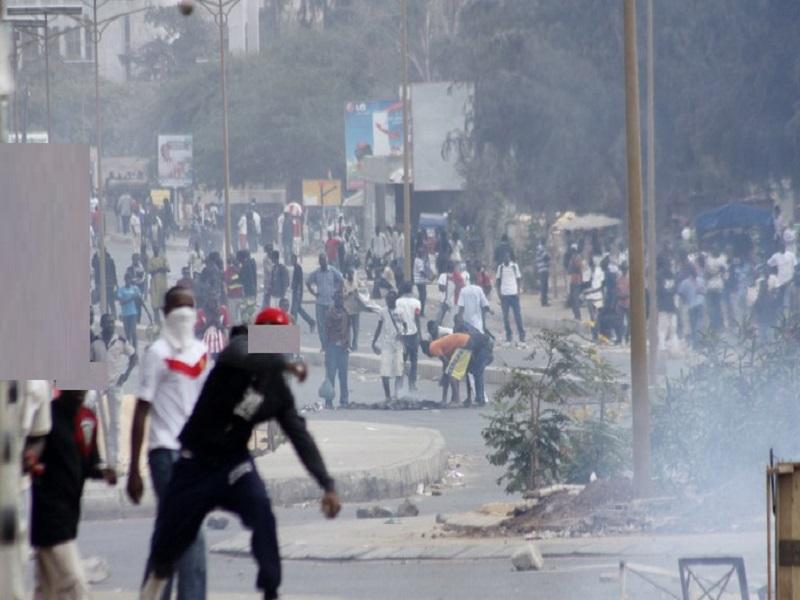 Intifada à Ziguinchor : policiers et étudiants orientés dans le privés s'affrontent