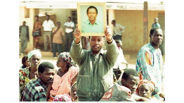 Marche en la mémoire de Norbert Zongo à Ouaga