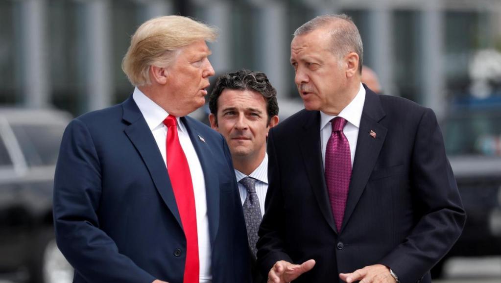 Syrie: Erdogan veut en finir avec les milices kurdes alliées de Washington